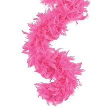 Picture of Hot Pink Feather Boa