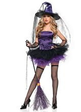 Picture of Spider Witch Adult Womens Costume