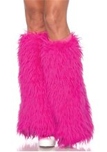 Picture of Furry Leg Warmers