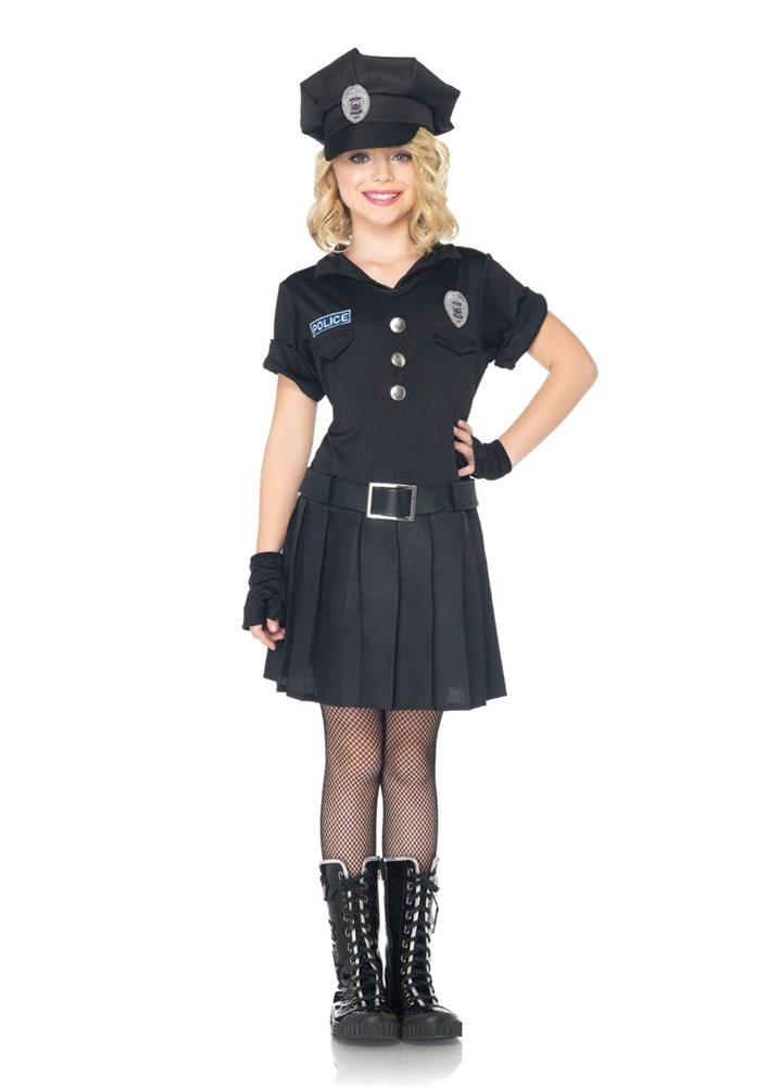 Picture of Playtime Police Child Costume