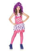 Picture of Furball Fergie Monster Child Girl Costume