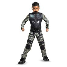Picture of G.I. Joe Roadblock Muscle Child Costume