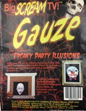 Picture of Big Scream TV Gauze