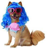 Picture of California Girl Pet Costume