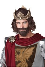 Picture of Medieval King Wig