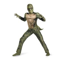 Picture of Lizard Classic Muscle Tween Costume