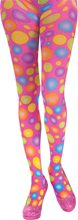 Picture of Circus Sweetie Polka Dot Pantyhose