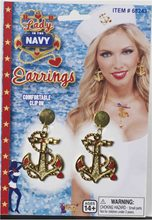 Picture of Lady In The Navy Earrings