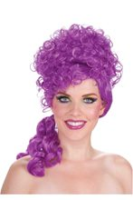 Picture of Circus Sweetie Purple Wig