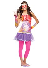 Picture of Age Of Aquarius Teen Costume