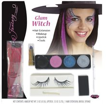 Picture of Fantasy Glam Witch Makeup Kit