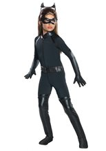 Picture of Catwoman Dark Knight Rises Deluxe Child Costume
