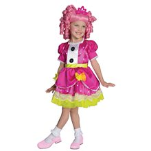 Picture of Lalaloopsy Deluxe Jewel Sparkles Child Costume