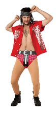 Picture of LMFAO SkyBlu I'm Sexy And I Know It Adult Mens Costume