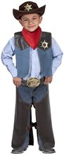 Picture of Cowboy Role Play Costume Set