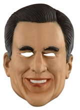 Picture of Politically Incorrect Mitt Romney Mask