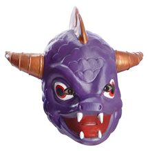 Picture of Spyro Dragon Skylanders Costume Mask