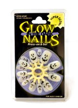 Picture of Glow Stick Press On Nails