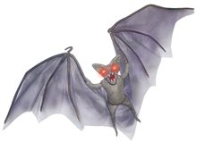 Picture of Light Up Demon Bat