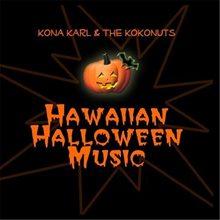 Picture of Hawaiian Halloween Music CD