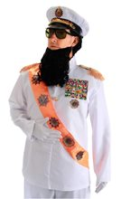 Picture of Dictator Jacket With Sash Adult Mens Costume