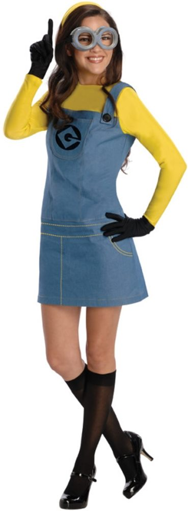 Picture of Despicable Me Minion Adult Womens Costume