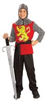 Picture of Medieval Lord Boys Costume