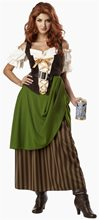 Picture of Tavern Maiden Adult Womens Costume