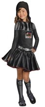 Picture of Star Wars Darth Vader Girls Costume