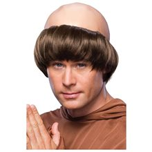 Picture of Monk Adult Mens Wig