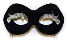Picture of Glimmering Caberet Mask