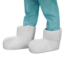 Picture of Smurf Child Shoe Covers