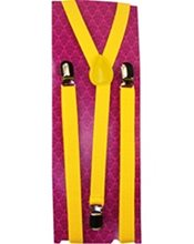 Picture of Yellow Suspenders