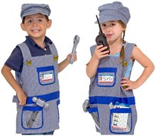 Picture of Train Engineer Role Play Costume Set