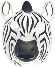 Picture of Zebra Foam Mask