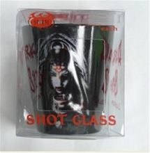 Picture of Spiral Ceramic Shot Glass