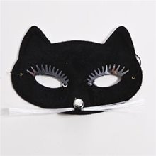 Picture of Cat Face Party Adult Mask
