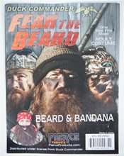 Picture of Duck Dynasty Commander Beard & Bandana