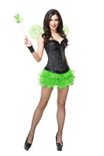 Picture of Pixie Tutu & Wings Adult Womens Set (More Colors)
