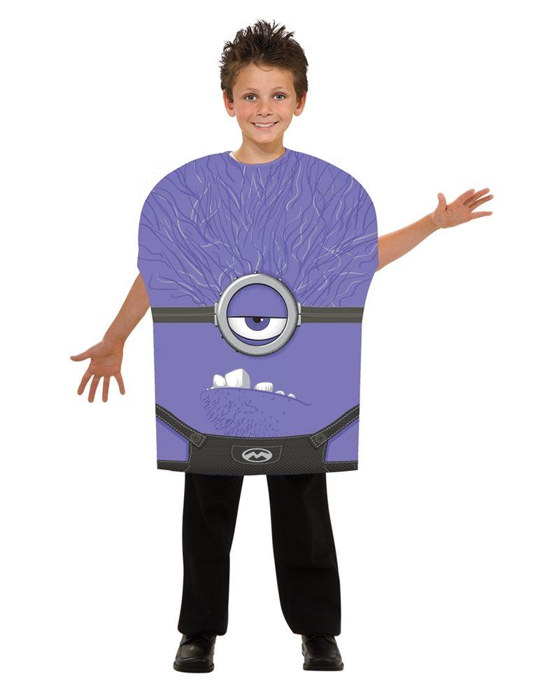 Picture of Despicable Me Evil Minion Child Costume