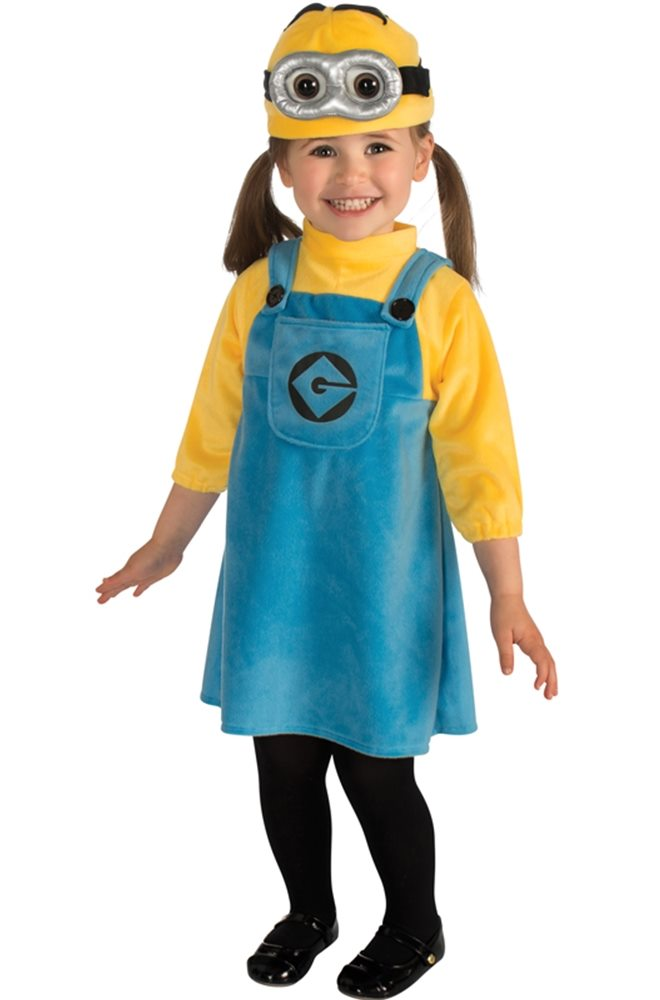 Picture of Despicable Me 2 Minion Romper Infant & Toddler Costume