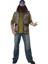 Picture of Duck Dynasty Willie Adult Mens Costume
