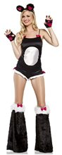Picture of Bamboo Panda Babe Adult Womens Costume
