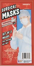 Picture of Doctor Mask Set