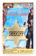 Picture of Sheriff Badge