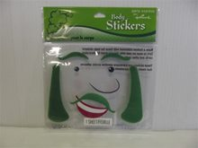 Picture of Leprechaun Body Stickers