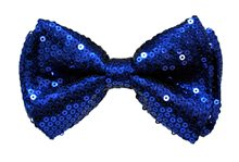 Picture of Sequin Bow Tie (More Colors)