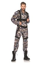 Picture of Paratrooper Adult Mens Costume