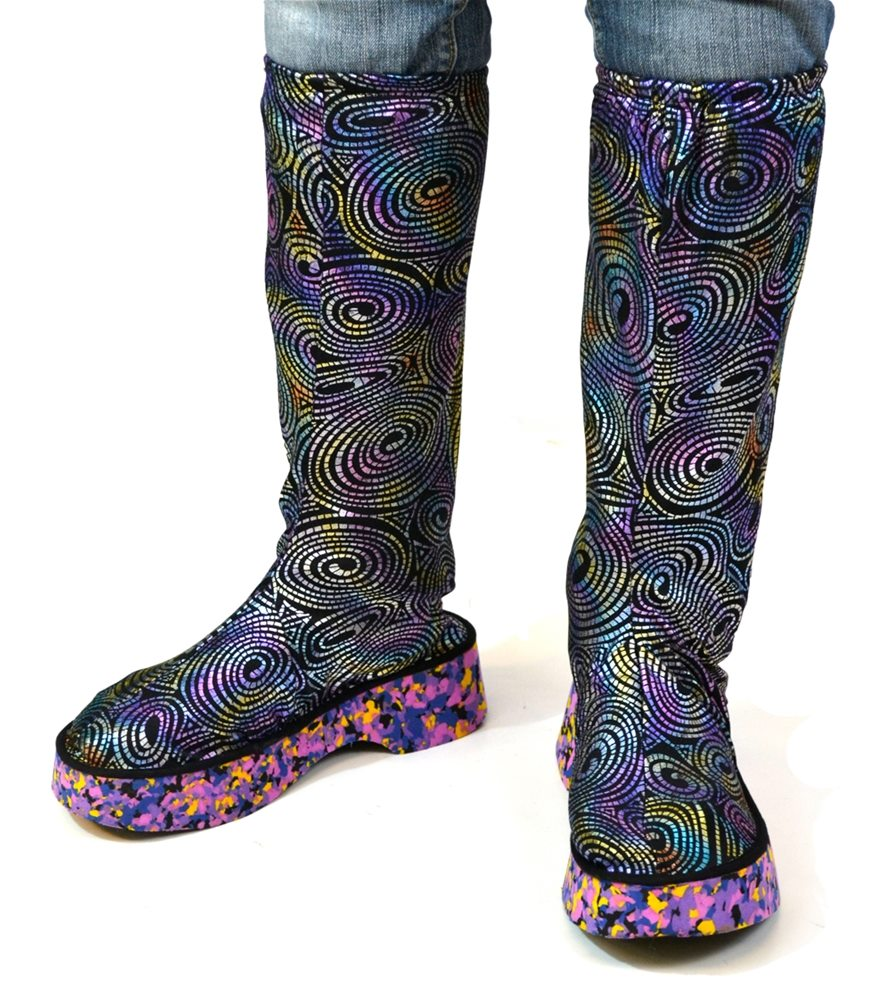 Picture of Groovy Rainbow Boots