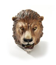 Picture of Lion Deluxe Latex Mask
